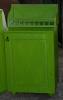 dulap-mic-magazin-spatiu-comercial-masiv-brad-vopsit-verde